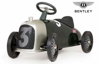 Baghera - Ride-On Car Rider Heritage Bentley
