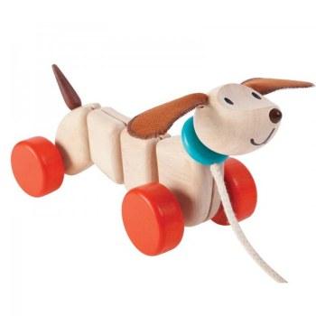 Plan Toys - Happy Puppy