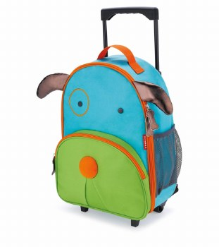 Skip Hop - Zoo Luggage Dog
