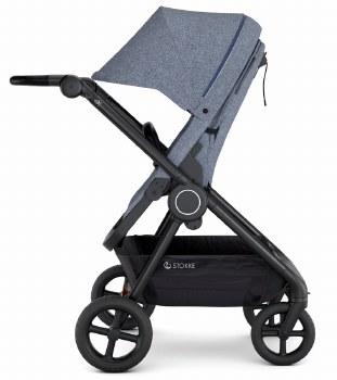 Stokke - Beat Stroller - Blue Melange