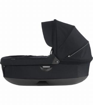 Stokke - Crusi/Trailz Carrycot - Black