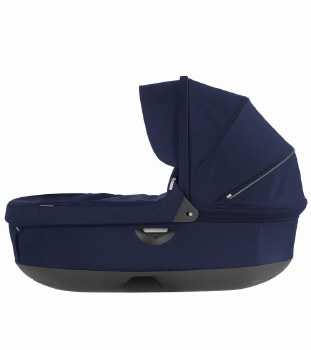 Stokke - Crusi/Trailz Carrycot - Deep Blue