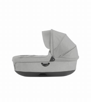 Stokke - Crusi/Trailz Carrycot Grey M