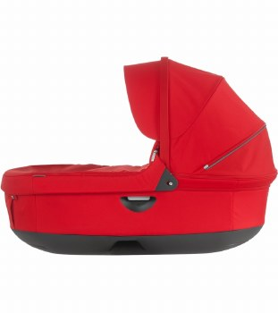 Stokke - Crusi/Trailz Carrycot - Red