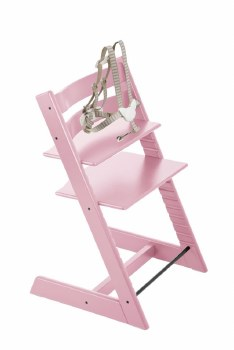 Stokke - Tripp Trapp Chair - Soft Pink