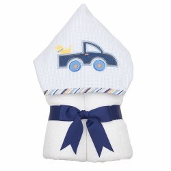 3 Marthas - Hooded Towel - Little Truck