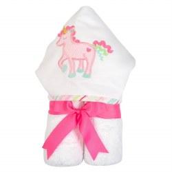 3 Marthas - Hooded Towel -  Unicorn