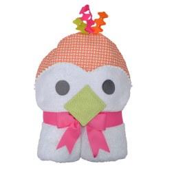 3 Marthas - Hooded Towel - Baby Birdie