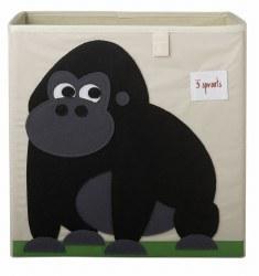3 Sprouts - Storage Box - Gorilla Black