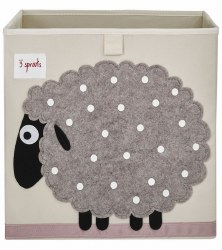 3 Sprouts - Storage Box - Sheep