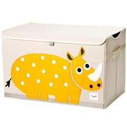 3 Sprouts - Toy Chest - Sheep Rhino Yellow