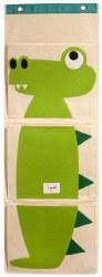 3 Sprouts - Wall Organizer - Crocodile Green
