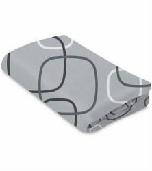 4 Moms - Breeze Waterproof Playard Sheet - Silver