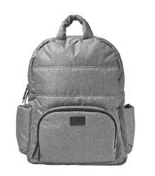 7AM - BK718 Backpack - Heather Grey