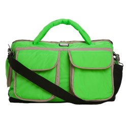 7AM - Voyage Diaper Bag Small - Green