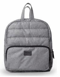 7AM - Mini Backpack - Heather Grey