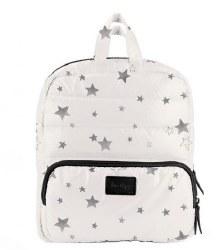 7AM - Mini Backpack- Print White Stars