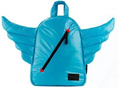 7AM - Mini Wings Backpack - Turquoise