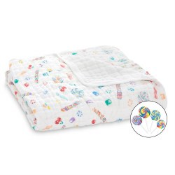 Aden + Anais - Classic Dream Blanket - Dylan's Candy Bar - Candy Spill