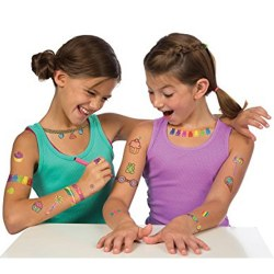 Alex Toys - Color & Sparkle Tattoos