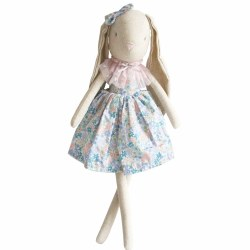Alimrose - Doll - Juliette Bunny Liberty Blue
