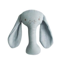 Alimrose - Stick Rattle - Bunny Grey