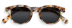 Izipizi - Junior Sunglasses #C (3-10 years) - Blue Tortoise