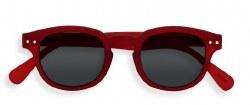 Izipizi - Junior Sunglasses #C (3-10 years) - Red