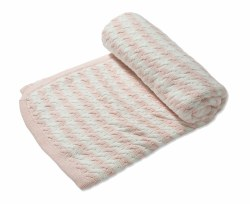 Angel Dear - Sherpa Blanket - Pink