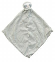 Angel Dear - Secutiry Blankie - Sloth Grey
