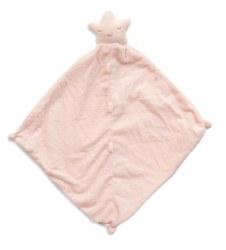 Angel Dear - Secutiry Blankie - Star Pink
