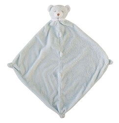 Angel Dear - Security Blankie - Bear Blue