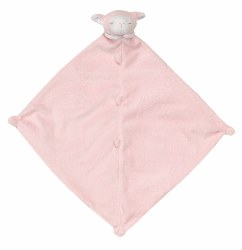 Angel Dear - Security Blankie - Pink Lamb