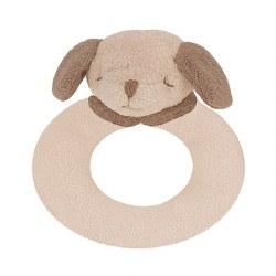 Angel Dear - Ring Rattle Puppy