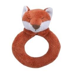 Angel Dear - Ring Rattle Fox