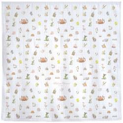 Atelier Choux Paris - Organic Cotton Swaddle Blanket - Bebe Choux