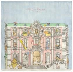 Atelier Choux Paris - Organic Swaddle Blanket - Monceau Mansion
