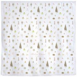 Atelier Choux Paris - Organic Swaddle Blanket - Sweetie Pie
