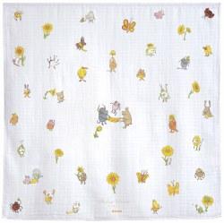Atelier Choux Paris - Organic Swaddle Blanket - Weleda