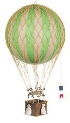 N L - Air Hot Balloon Large - Green