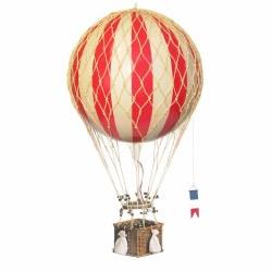 N L - Air Hot Balloon Large - True Red