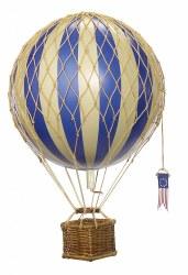 N L - Air Hot Balloon Medium - Blue