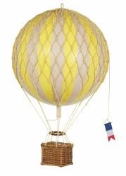 N L - Air Hot Balloon Medium - Yellow