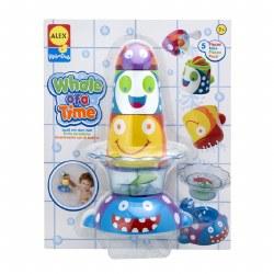 Alex Toys - Whale of a Time Bath Toy