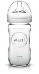 Avent - Glass Bottle 8oz
