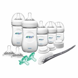 Avent - Newborn Bottle Starter Kit