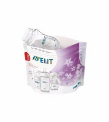 Avent - Microwave Sterilizing Bags