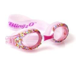 Bling2o - Swim Goggles - Angel Pink Cake