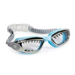 Bling2o - Swim Goggles - Jawsome Baby Blue Tip