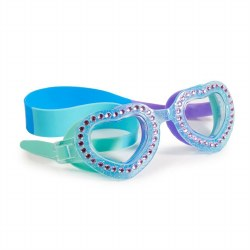 Bling2o - Swim Goggles - Je T'Aime Mint Blue